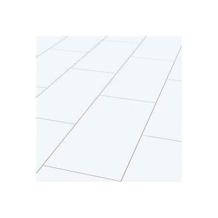 White Gloss Tile Effect Laminate Flooring Nemetasfgegabeltfo