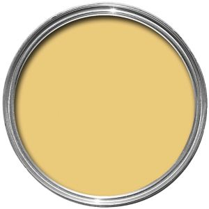 Colours One Coat Interior & Exterior Summer Yellow Gloss Wood & Metal Paint 750ml