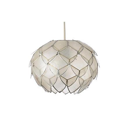 Colours elvira natural artichoke lamp shade d200mm departments 000 000 aloadofball Image collections