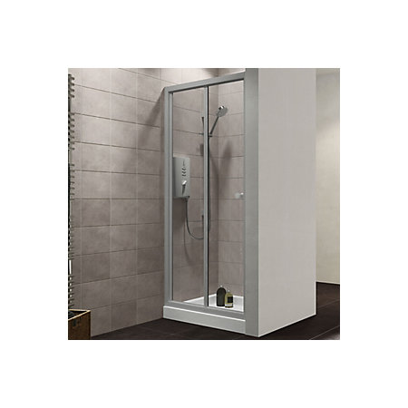 Plumbsure Shower Door W 760mm Departments Tradepoint