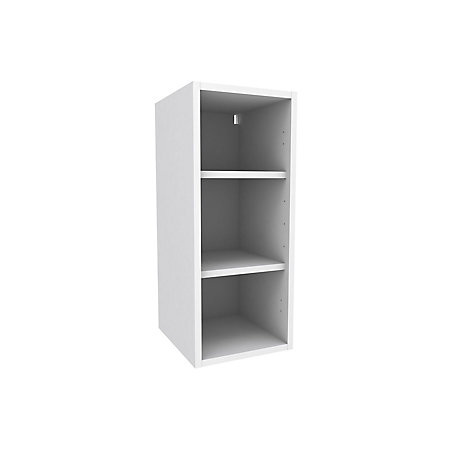 Cooke Lewis White Deep Wall Cabinet W 300mm