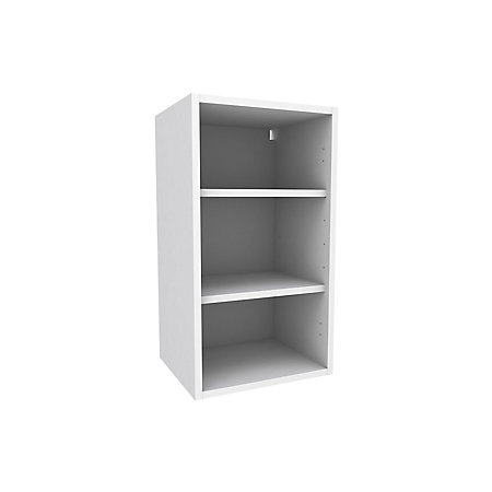 Cooke & Lewis White Deep Wall cabinet, (W)400mm ...