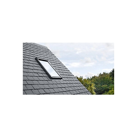 velux slate flashing h 980mm w 550mm departments tradepoint. Black Bedroom Furniture Sets. Home Design Ideas