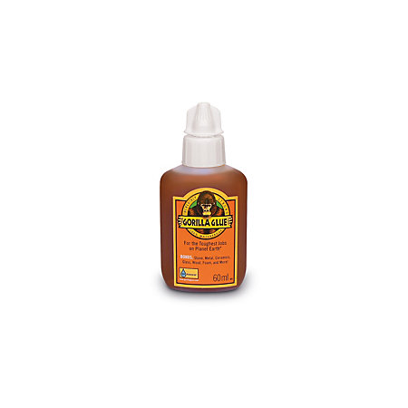 Gorilla Glue 60ml | Departments | DIY at B&Q