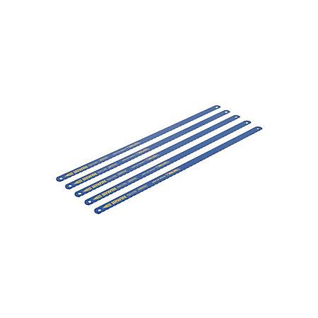 Irwin steel hacksaw blade pack of 5 departments diy at bq 000 000 keyboard keysfo Images