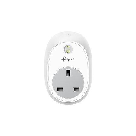TP-Link Smart plug-through socket adaptor 100-230V   Departments   DIY at  B&Q