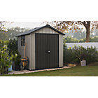 7x7 Oakland Apex Plastic Shed Best Price, Cheapest Prices