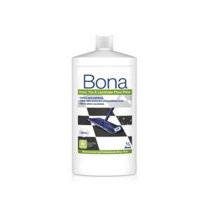 Bona Stone  Tile & Laminate Floor Polish Squirt Bottle  1 L