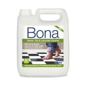 Bona Stone  Tile & Laminate Floor Cleaner Refill  4 L