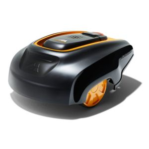 McCulloch ROB R600 Cordless Lithium-ion Rotary Robotic lawnmower