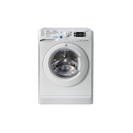 indesit xwe91683xwwguk white freestanding washing machine. Black Bedroom Furniture Sets. Home Design Ideas