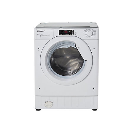 candy cbwm 816d 80 white built in washing machine. Black Bedroom Furniture Sets. Home Design Ideas