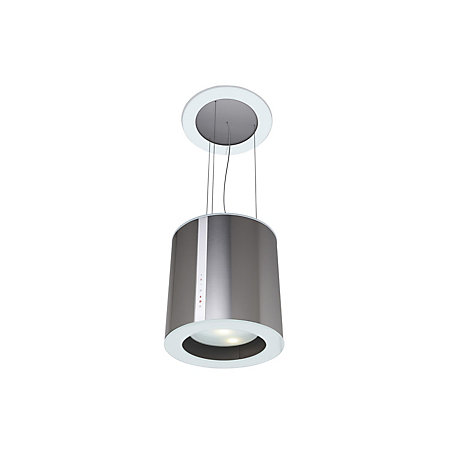 Designair chandelier stainless steel island cooker hood w 400mm 000 000 aloadofball Images