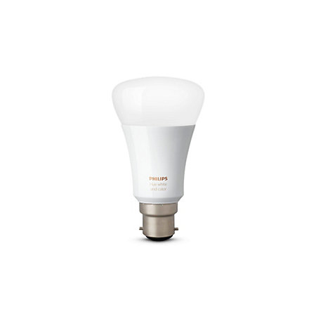Philips Hue B22 Led Multicolour Gls Dimmable Smart Light Bulb Departments Diy At B Q
