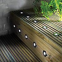 Decking garden diy at b q for Garden decking homebase
