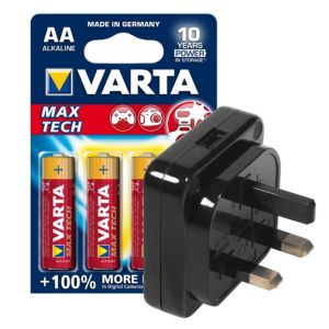 View Batteries, Chargers & Travel Adaptors details