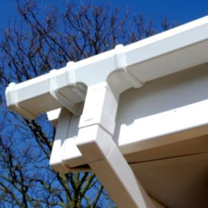 View Square Line Guttering details