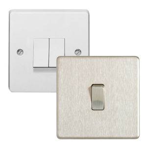 View Light Switches & Dimmers details