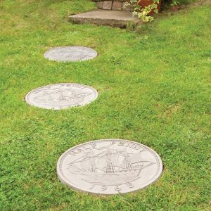 View Garden Stepping Stones details