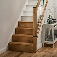 Stairs and stair parts diy at bq view stair flooring details solutioingenieria Images