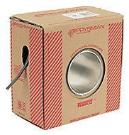 Prysmian 6242Y 2.5mm² Twin & earth cable, 100m