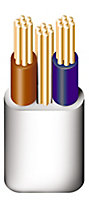 Prysmian 6242YH 2.5mm² Twin & earth cable, 5m