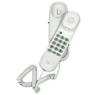 Radius Chameleon connect White Corded Telephone - Single Corded Handset