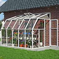Rion 6X10 Barn Plastic Sun room