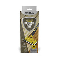 Ronseal Ultimate finish Decking paint pad