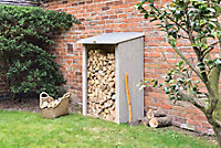Rowlinson Heritage Wooden Log store