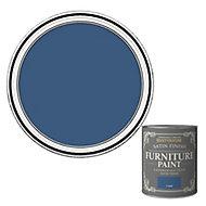 Rust-Oleum Cobalt Satin Furniture paint, 0.75L