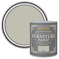 Rust-Oleum Mocha Satin Furniture paint, 750ml