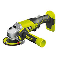 Ryobi ONE+ 18V 115mm Cordless Angle grinder R18AG-0