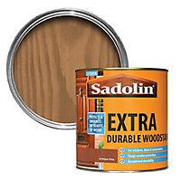 Sadolin Antique pine Conservatories, doors & windows Wood stain, 1L