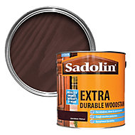 Sadolin Jacobean walnut Wood stain, 2.5L