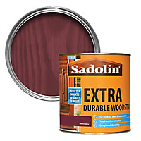 Sadolin Mahogany Conservatories, doors & windows Wood stain, 1L
