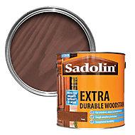 Sadolin Teak Conservatories, doors & windows Wood stain, 2.5L