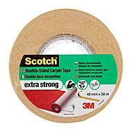 Scotch Yellow Carpet Tape (L)25m (W)48mm