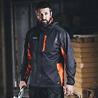 Scruffs Black Unisex Jacket, X Large