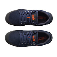 Scruffs Navy Blue Safety trainers, Size 10