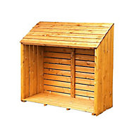 Shire Pressure treated Wooden 5x2 Log store