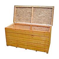 Shire Wooden 4x2 Garden storage box