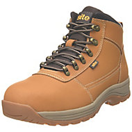 Site Amethyst Men's Sundance Safety boots, Size 9
