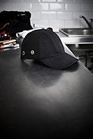 Site Black Bump cap