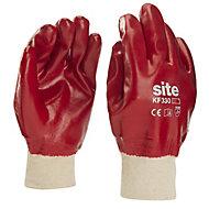 Site Cotton General handling gloves, Large