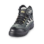 Site Granite Grey Trainer boots, Size 12