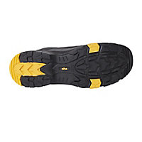 Site Jarosite Black Safety trainers, Size 9