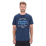 Site Lavaka Blue T-shirt Medium