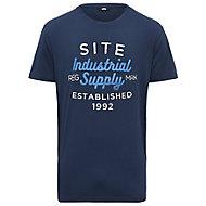 Site Lavaka Blue T-shirt X Large