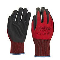 Site Nitrile General handling gloves, X Large